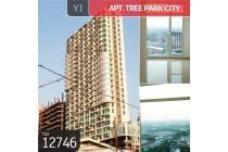 Apt. Tree Park City, Tanggerang, Brand New, Lt 23, PPJB