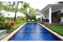 Villa di pantai berawa tibubeneng canggu badung bali