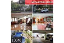 Rumah Mega Kebun Jeruk, Puri Botanical, Jakarta Barat, 3 Lt, 20x15m, SHM