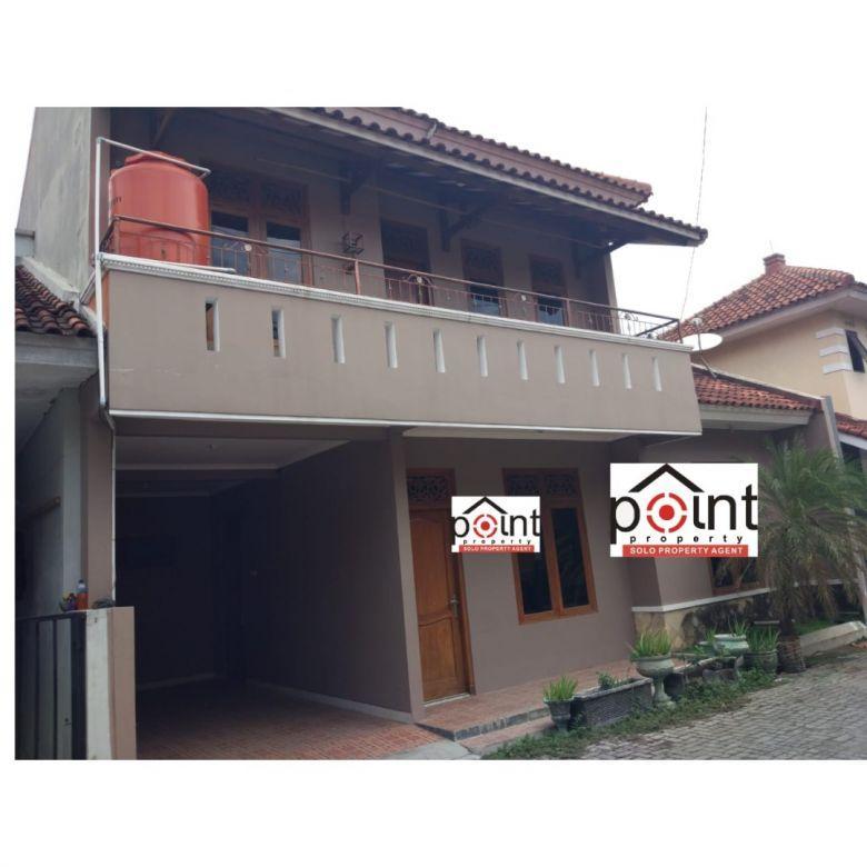 Rumah Siap Huni 2 Lantai Gentan Sukoharjo (HM)