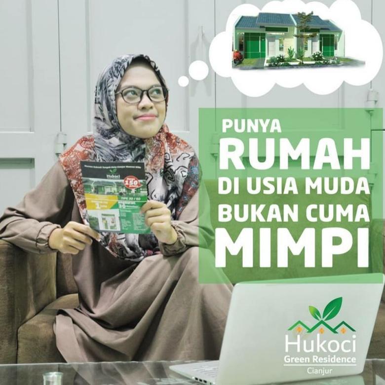 Rumah Subsidi Strategis di Cianjur Kota Harga DP Promo