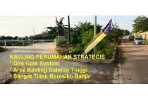 Strategis! Tanah Kavling Dalam Cluster, 10 menit ke Jln Brigif, Jagakarsa