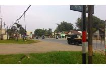 Tanah 5600m di Jalan Raya Serang Kawidaran Cikupa
