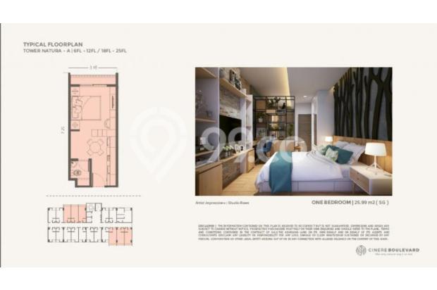 cinere boulevard apartemen 13425838
