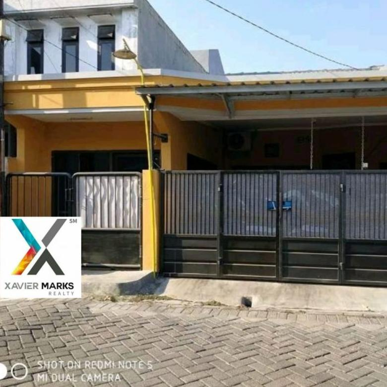 Dijual Rumah 1,5 Lt Siap Huni di Griyo Mapan Sentosa, Sidoarjo