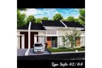 Dijual Rumah Baru Strategis di Paradise Park Residence Sepatan Tangerang