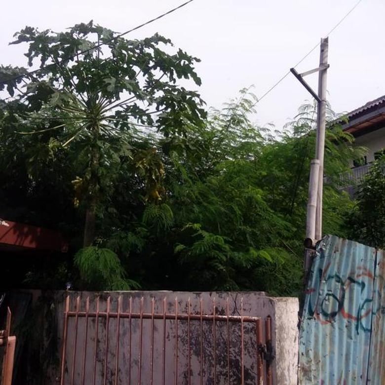 Tanah kotak, lokasi 500 m dari MRT Blok A, Kby Baru, Cocok untuk Kos an