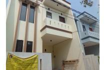 Rumah Baru Minimalis Di Pondok Kelapa