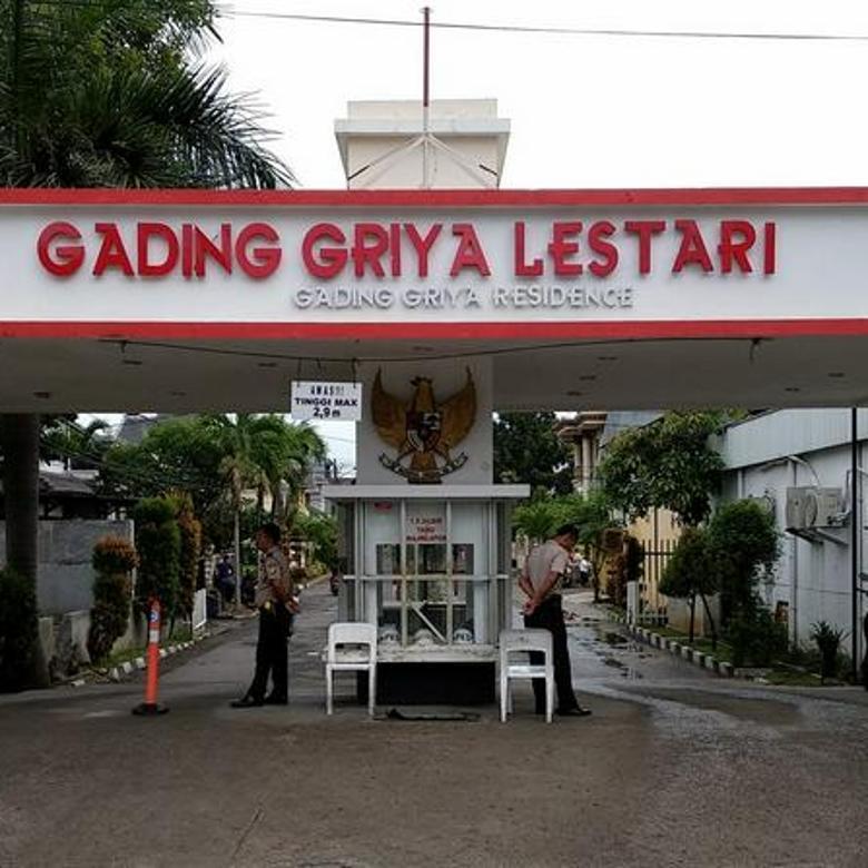 Rumah Aesthetic di perumahan Gading Griya Lestari