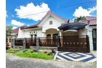 Rumah Full Furnished 3KT 2KM, Bangunan Terawat, Araya