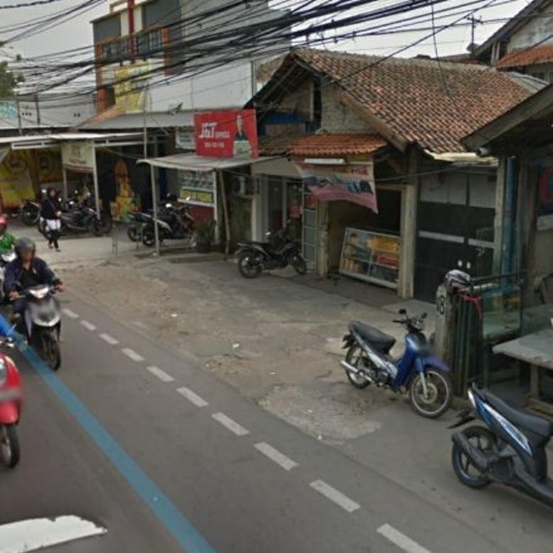 Dijual Rumah di pinggir jalan Ciputat Raya