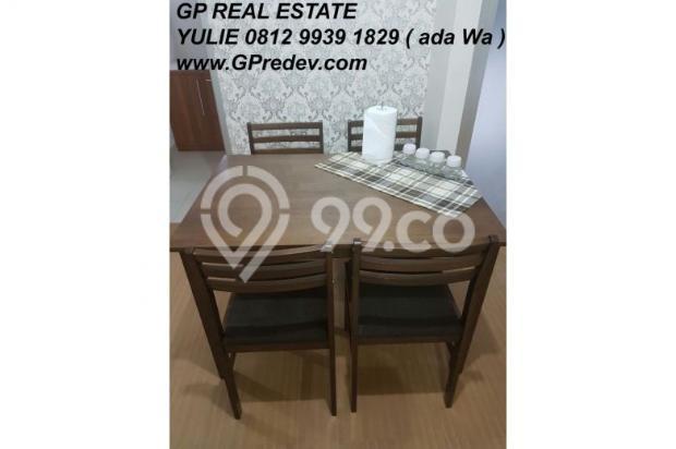 Dijual Apartemen Green Bay Tower Heliconia Pluit FF Murah 2BR lb.49m2 9626574