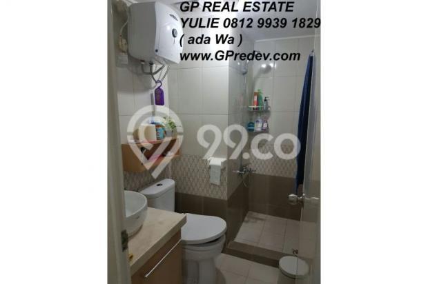 Dijual Apartemen Green Bay Tower Heliconia Pluit FF Murah 2BR lb.49m2 9626576