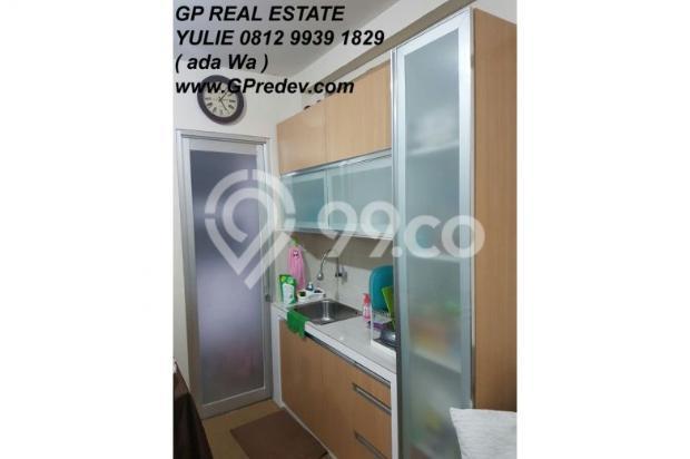 Dijual Apartemen Green Bay Tower Heliconia Pluit FF Murah 2BR lb.49m2 9626577
