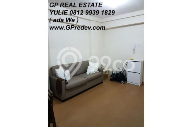 Dijual Apartemen Green Bay Tower Heliconia Pluit FF Murah 2BR lb.49m2 9626578