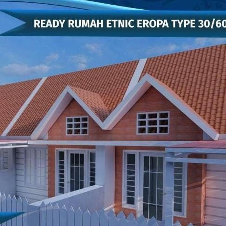 Rumah murah di Bogor 2021 yang cantik siap huni