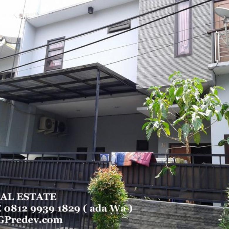 Dijual Rumah Di Tanjung Duren Dalam 4KT 4.2M nego Timur Baru Renov