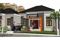 Rumah di Dr. Wahidin  Type 70 ++