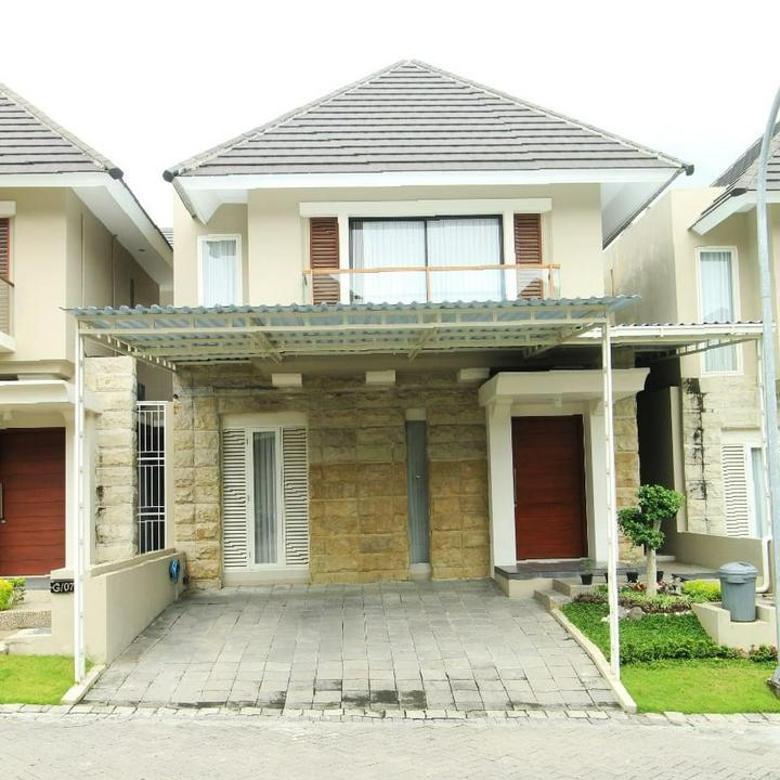 Rumah Cantik, Mewah, dan Murah Citra Grand Mutiara Jalan Wates KM.9 dekat UMY
