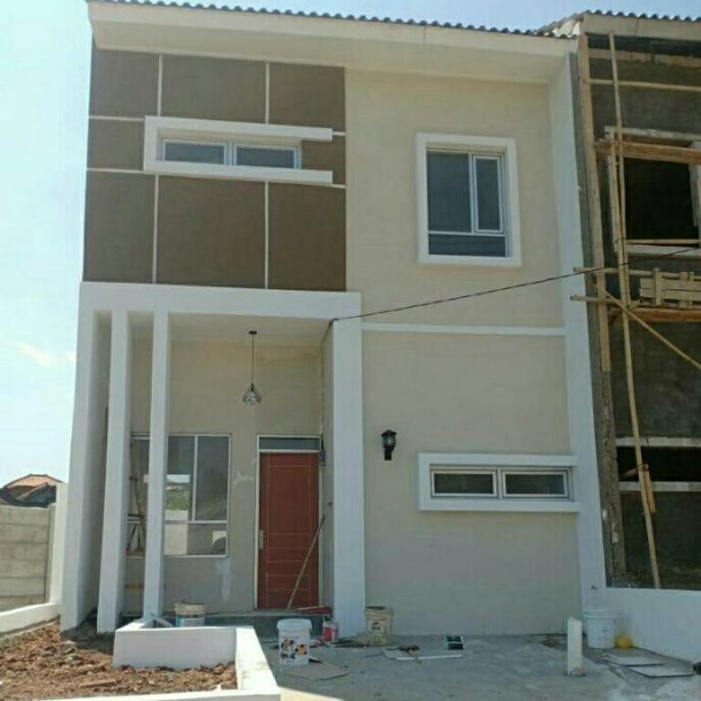 rumah baru 2 lantai di bandung bisa kpr banyak bonus