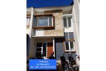 Rumah Cluster Dijual di Depok, 2 Lantai Harga 585 Juta Rupiah