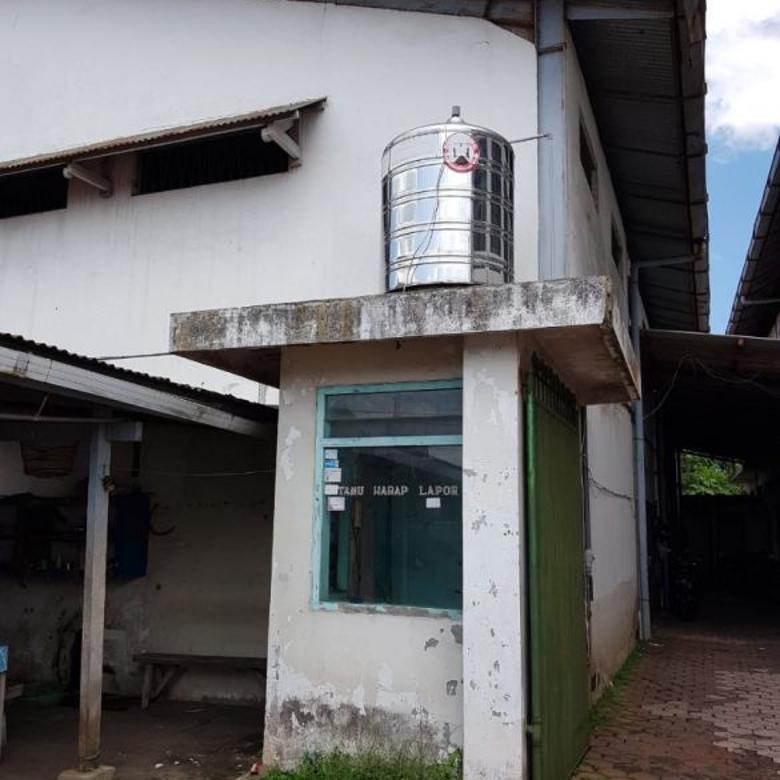 Bangunan Gudang 2 Gedung Lokasi Kepanjen Kabupaten Malang