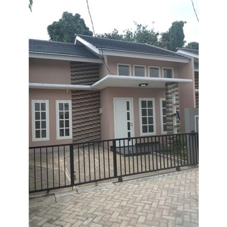 Rumah Cluster Baru, Harga Murah di Bambu Apus Jakarta Timur