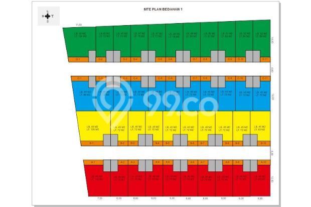 Rumah Luas Dijual Di Sawangan Depok, Free BPHTB, SHM, Bukan SHGB 17995261