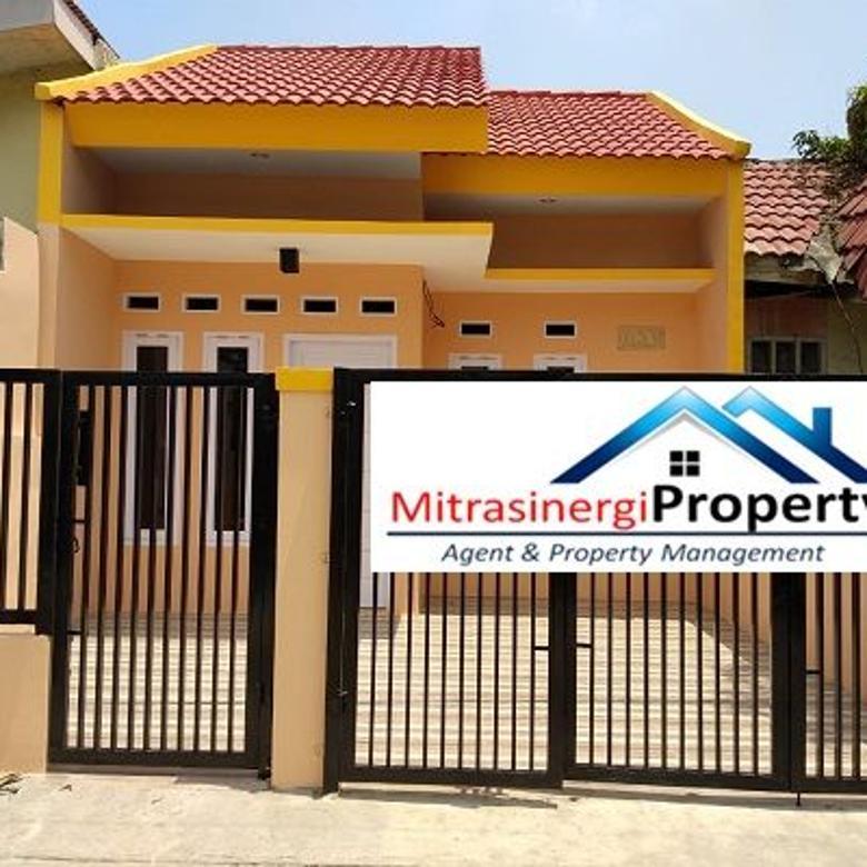 Rumah Bangunan Siap Huni di Villa Mutiara Gading 3 Bekasi