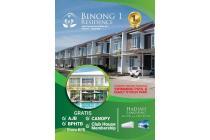 Binong one residence tanpa DP free bea surat2