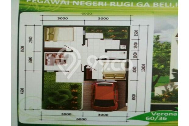 Dijual rumah subsidi di banjaran Bandung, type 36 13424928
