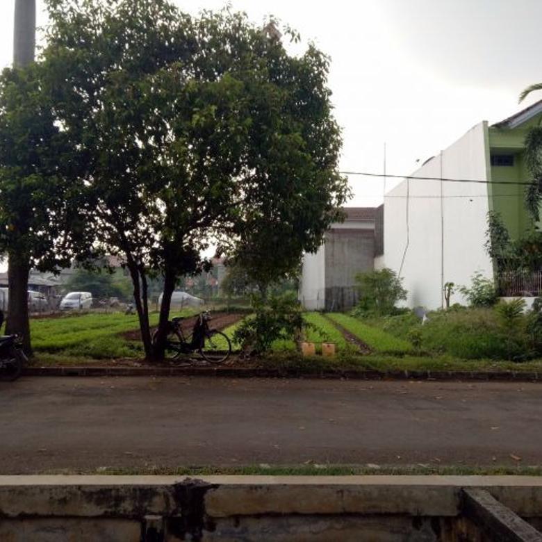 Kavling Taman Kencana-Hoek (Ukuran 450 m2)