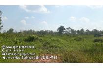 Dijual Tanah Murah Jln Sungai Pinang Jakabaring Palembang