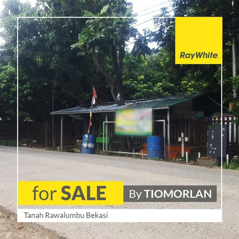 Tanah Komersial di Lokasi Strategis Jl Raya Pramuka Rawalumbu Bekasi