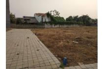 Tanah SHM Ciputat Luas 80-An M2 Sebrang RSUD Tangerang Selatan