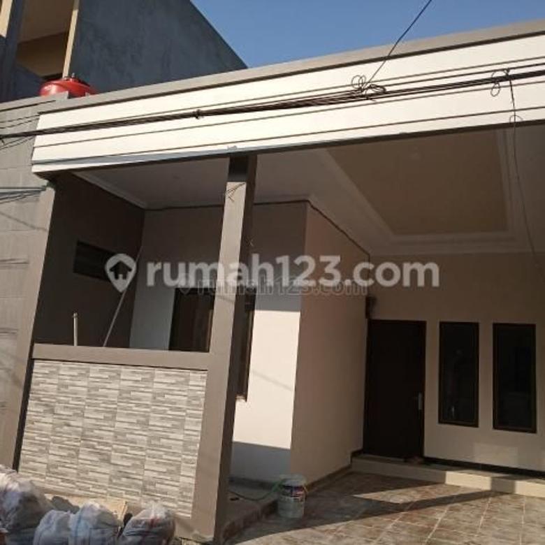 Dijual Rumah di Poris LB.76,LT.84 3KT,2KM Lantai : 1  Hadap :