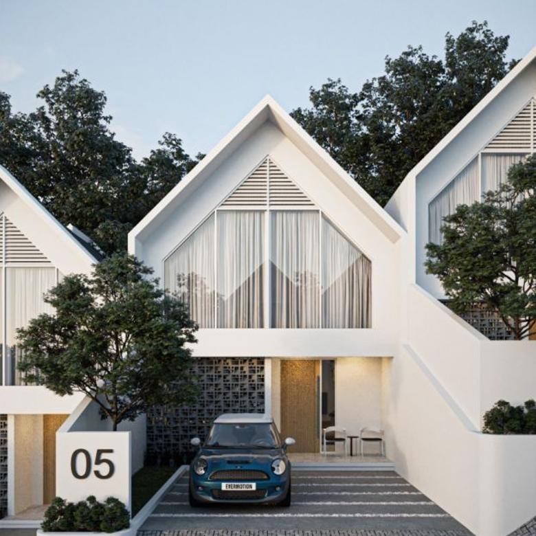 Dijual Rumah Baru Modern di Cigugur Resort Residence