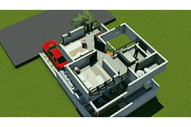 Rumah hunian eksklusif dengan harga terjangkau 16225093