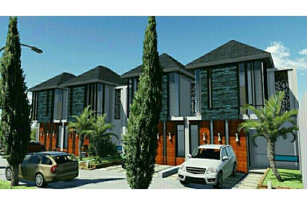 Rumah hunian eksklusif dengan harga terjangkau 16225105