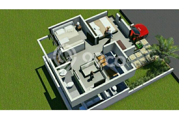 Rumah hunian eksklusif dengan harga terjangkau 16225114