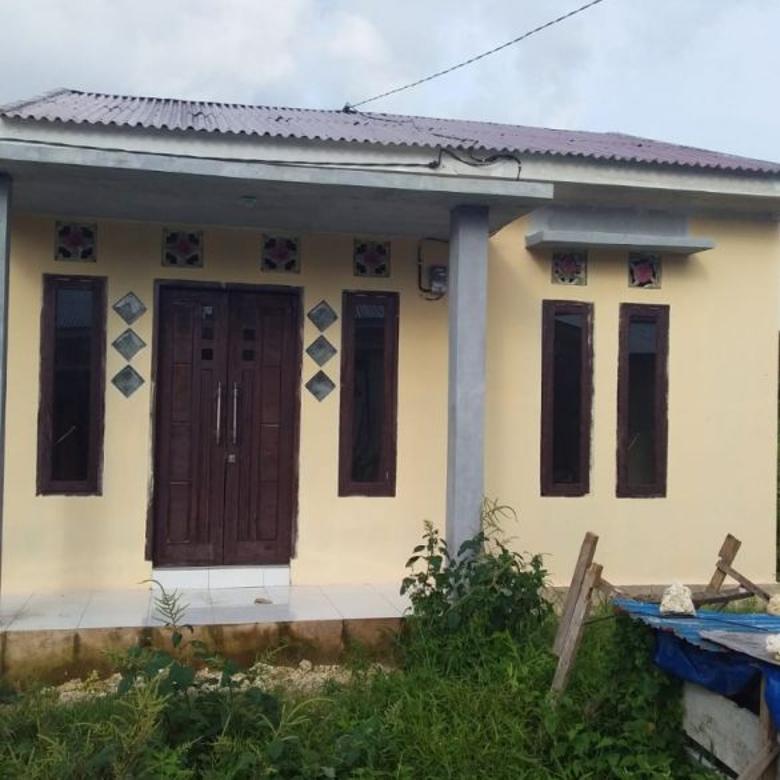 Rumah Murah Premium dan Minimalis di Villa Mahkota 2 Sulteng