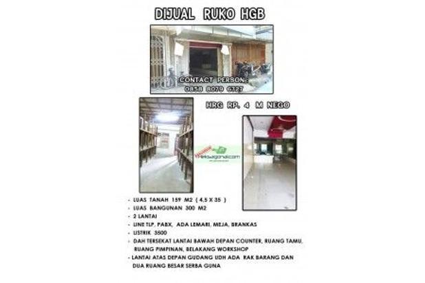 Ruko Dijual Mataram Jawa Tengah hks5984 17533350