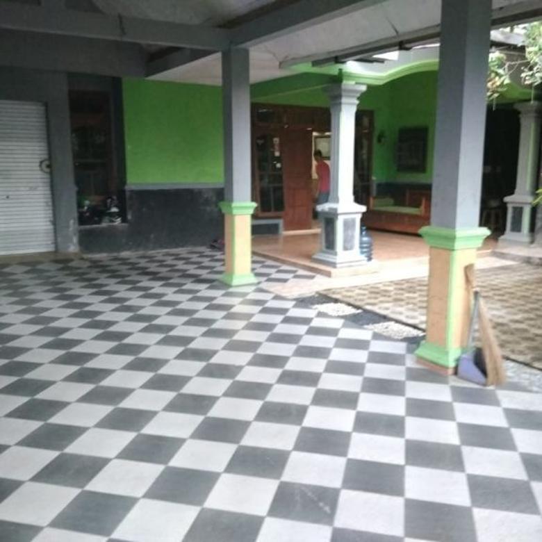 Rumah Luas 336m2 Nan Asri Purbayan Sukoharjo