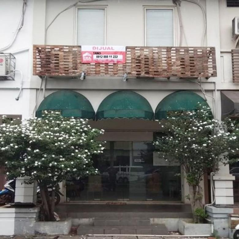 Ruko murah di Bintaro Jaya, posisi persis di seberang Bintaro