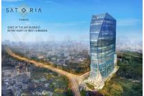 Satoria Tower,Jl. Pradah Jaya 1, HR Muhammad, Surabaya, Lokasi Strategis, F
