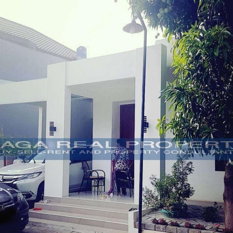 Dijual Rumah Bergaya Minimalis Siap Huni Dikawasan Bintaro