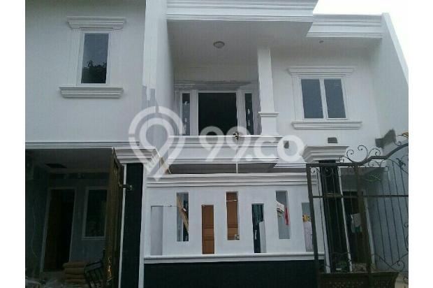 Rumah KOKOH & MEWAH 2 lantai di komplek besar Kodau, jati mekar, jati Asih 17712155