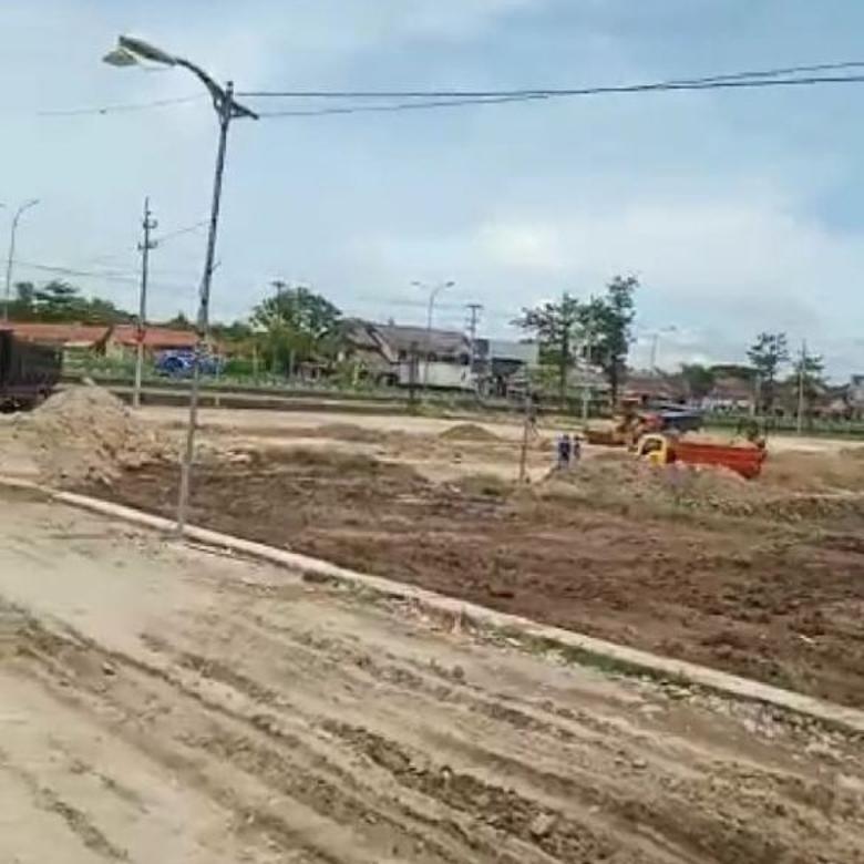 Tanah Kering Zona Pergudangan 3201 m2, Boyolali, Surakarta