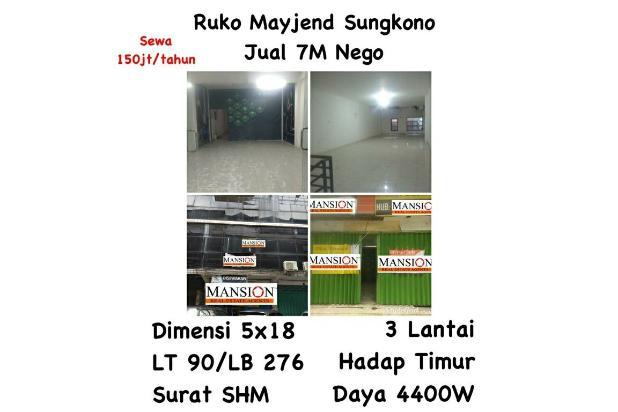 Rp7mily Ruko Dijual