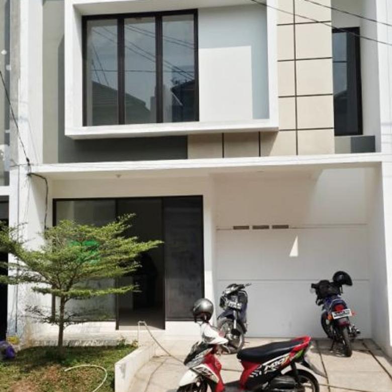Rumah Nyaman dan Siap Huni di Cluster The Oasis, Pondok Aren